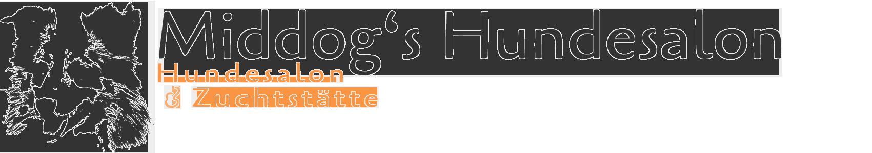 Middog's Hundesalon logo